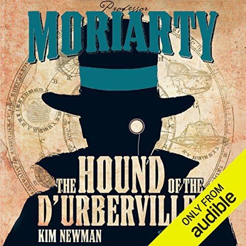 Professor Moriarty: The Hound of the D'Urbervilles audiobook cover art