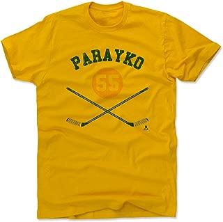 500 LEVEL Colton Parayko Shirt - St. Louis Hockey Men's Apparel - Colton Parayko St. Louis Sticks