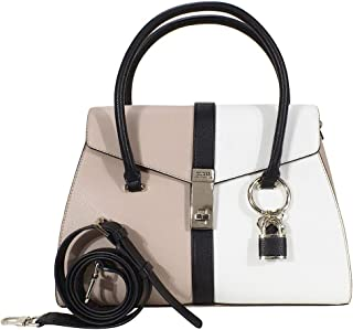 Guess Womens Asher Asher Flap Satchel