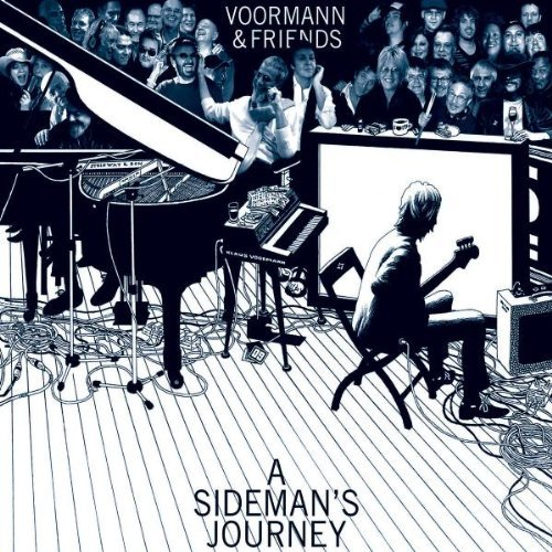 A Sideman's Journey by Klaus Voormann (2011-01-18)