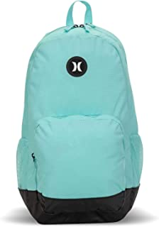 Hurley U Renegade II Solid Backpack Mochila, Unisex Adulto, Aurora Green, 1SIZE