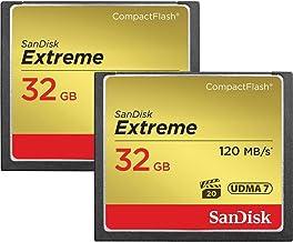 SanDisk Extreme 32GB CompactFlash Memory Card UDMA 7...