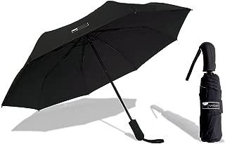 UVDAY Auto Open Close UV Protection Travel Compact Folding Sun Umbrella UPF50+