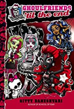monster high ghoulfriends book 4