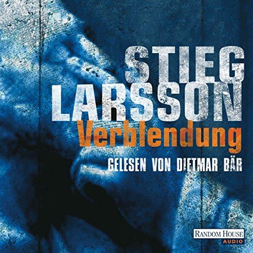 Verblendung (Millennium-Trilogie 1) audiobook cover art