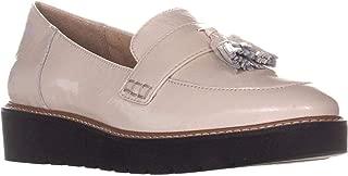 white tassel loafers womens