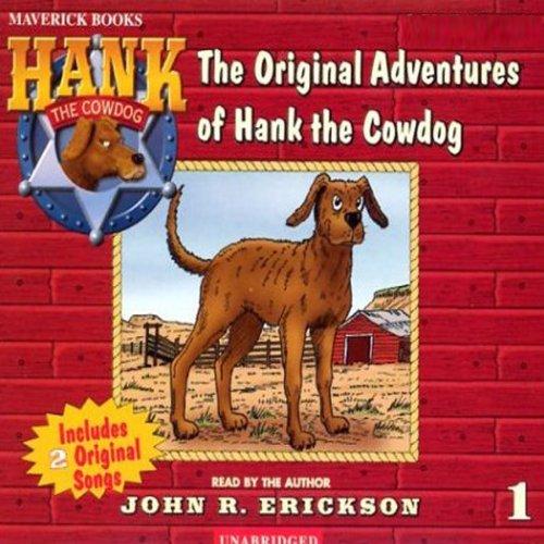 The Original Adventures of Hank the Cowdog  cover art