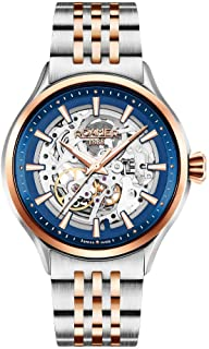 Roamer - Competence Skeleton III 101663 47 45 10 - Reloj de pulsera automático