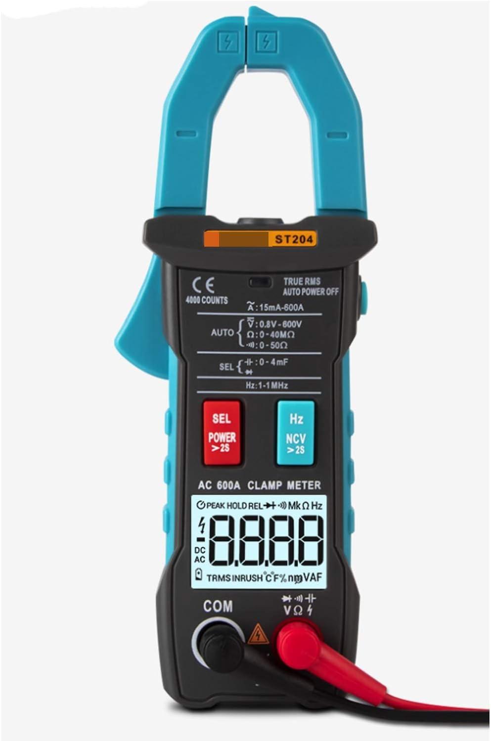 Very popular YEZIN Digital Meter, ST204 Clamp Counts 4000 Max 77% OFF Dig AUTO Meter