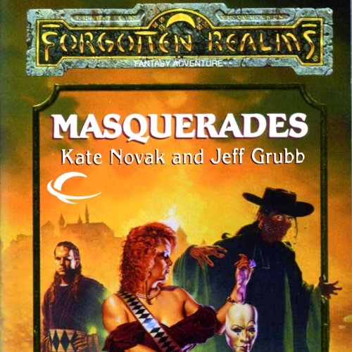 Masquerades audiobook cover art