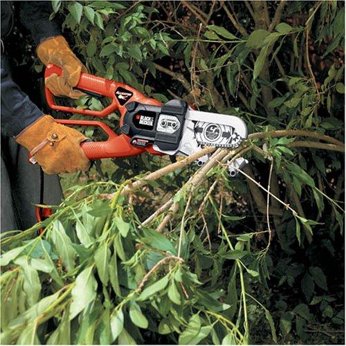 BLACK+DECKER Lopper Chain Saw, 4.5-Amp (LP1000)