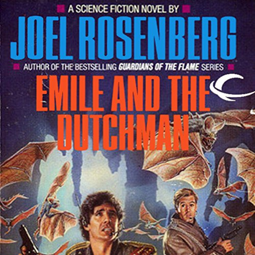 Emile and the Dutchman audiobook cover art