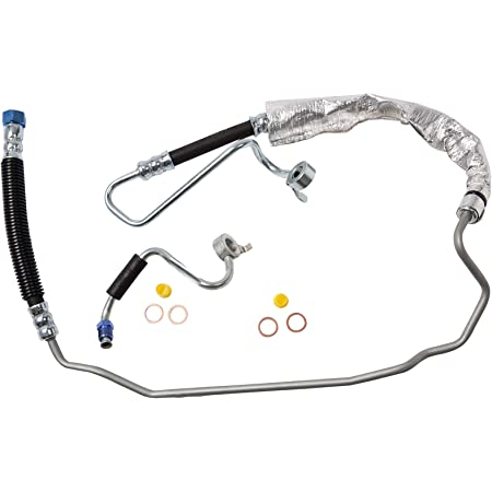 Power Steering Pressure Line Hose Assembly ACDelco Pro fits 90-97 Lexus LS400