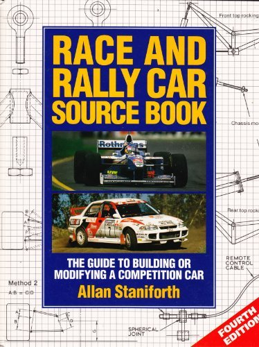 Race and Rally Car Sourcebook: The Guide to Building or Modifying a Competition Car by Allan Staniforth (1997-08-02)
