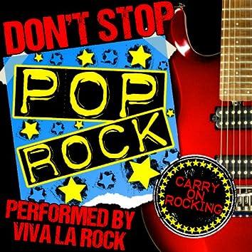 Don't Stop Pop Rock