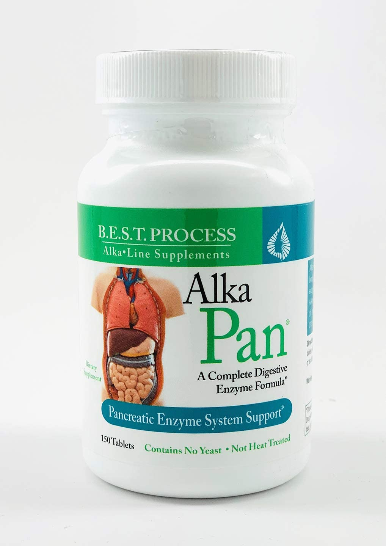 Alka•Pan 2 Pack Morter Elegant Import HealthSystem Alkaline Na — Process Best