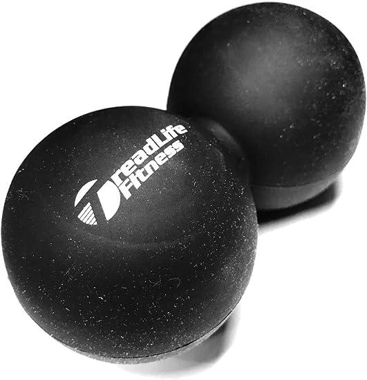 Peanut Fitness Massageball Einzel//Doppel-Lacrosse-Mobilitätsball-Massagegerät