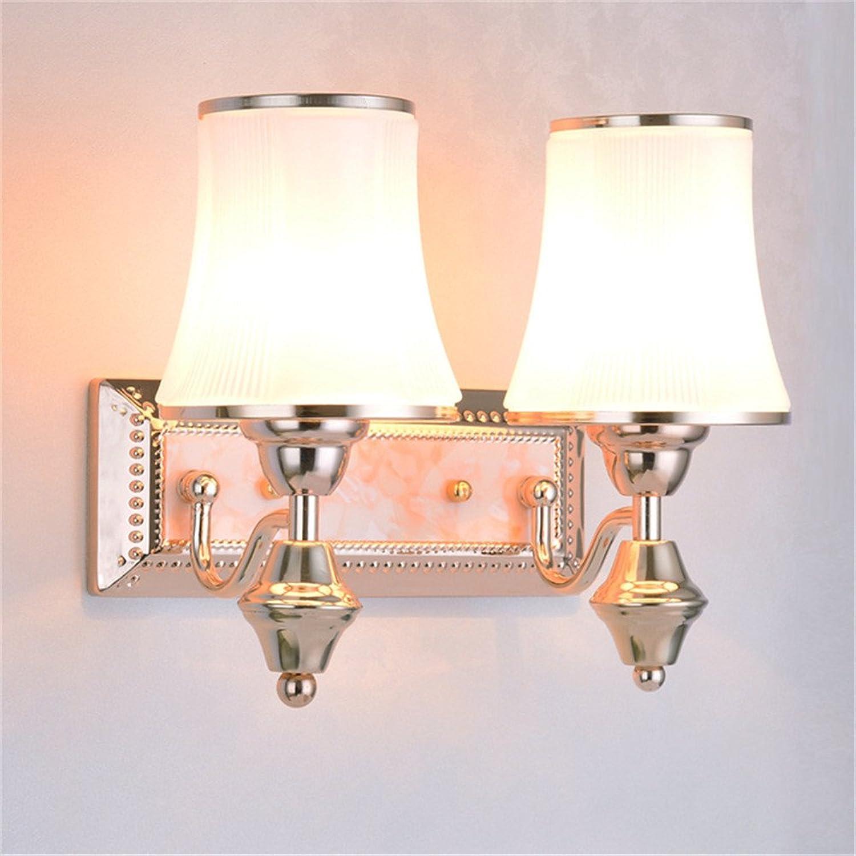 StiefelU LED Wandleuchte nach oben und unten Wandleuchten Crystal Wand leuchten, Wohnzimmer Schlafzimmer Nachttischlampe Hotel Villa Hotel Zimmer durch Wnde Licht