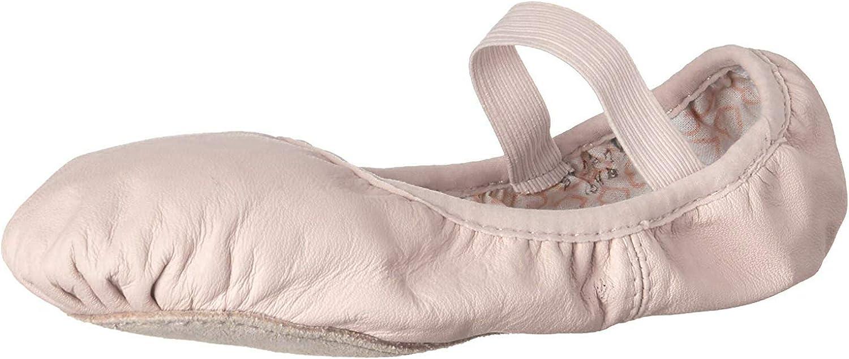 Bloch womens Bloch Women's Belle Full-sole Leather Ballet Shoe/S