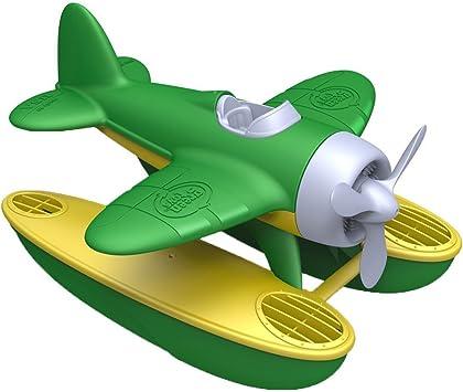 Sea Plane for the Bath