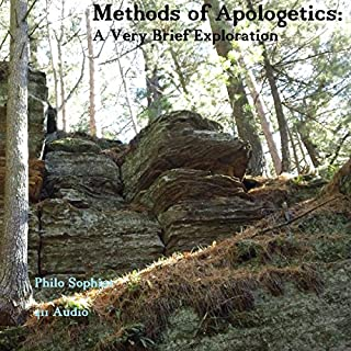 Methods of Apologetics audiobook cover art