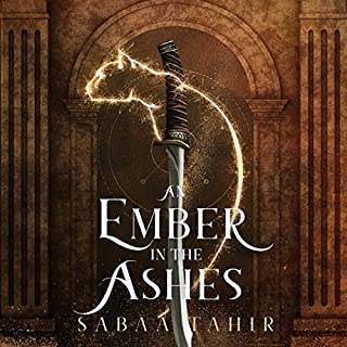 An Ember in the Ashes                   By:                                                                                                                                 Sabaa Tahir                               Narrated by:                                                                                                                                 Aysha Kala,                                                                                        Jack Farrar                      Length: 13 hrs and 56 mins     20 ratings     Overall 4.4