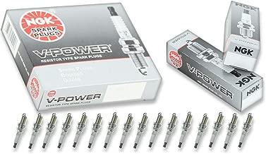 ngk v power heat range