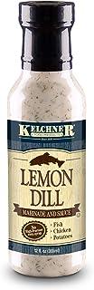 Kelchner Lemon Dill Marinade & Sauce 12 fl. oz.