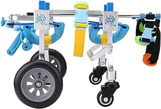 4 wheel dog cart