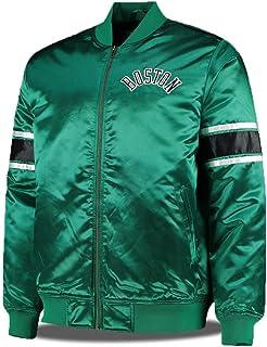 Mitchell&Ness Heavyweight Satin Jacket NBA Boston Celtics