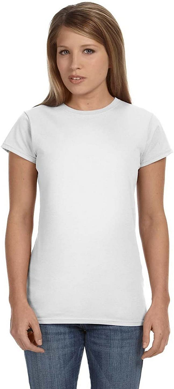 Fashion Cheap sale Gildan 64000L All items free shipping Ladies T Softstyle Shirt