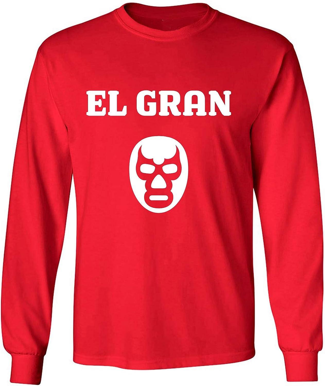 zerogravitee El Gran Adult Long Sleeve T-Shirt