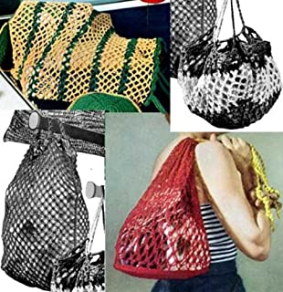Amazon.es: bolsas de ganchillo