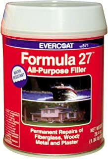 Best evercoat formula 27 cream hardener Reviews