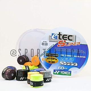 Yonex ET 902 tacky Synthetic Badminton Grip, Multicolour