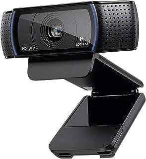 ロジクール ウェブカメラ C920r ブラック フルHD 1080P ウェブカム ストリーミング 国内正規品 2年間メーカー保証