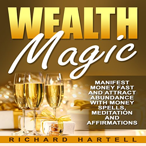 Wealth Magic audiobook cover art