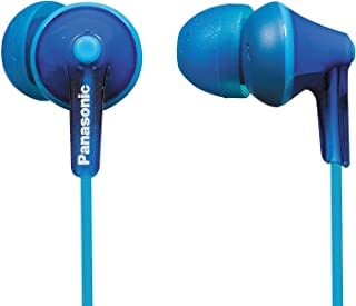 comprar comparacion Panasonic RP-HJE125E-A Auriculares Boton con Cable In-Ear (Headphone Sonido Estéreo para Móvil, MP3/MP4, Diseño de Ajuste ...