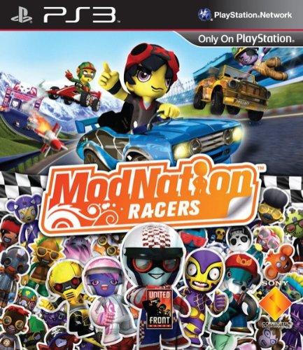 Sony ModNation Racers PS3 PlayStation 3 ESP videogioco