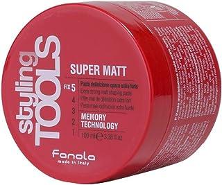 Fanola Styling Tools Super Matt Extra Strong Shaping Matt Paste 100ml