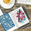 MyLifeUNIT Fineliner Color Pen Set, 0.4mm Colored Fine Liner... #3