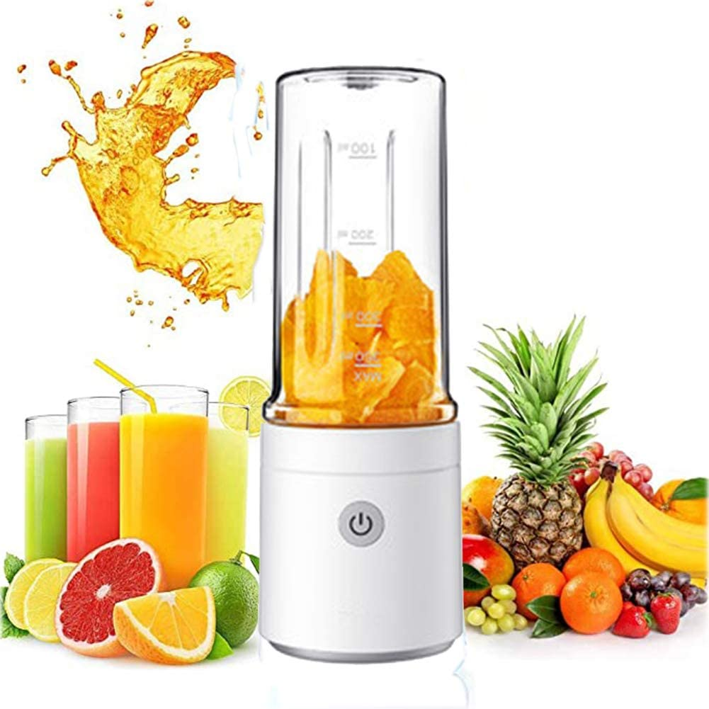 LAHappy Personal Blender Portable Juicer Max 83% OFF Fruit Cup Mix Electric Popular
