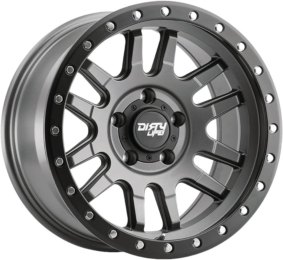Popular product Dirty Life 9309 CANYON PRO Custom 35% OFF 0 6x139. - 17x9 Offset Wheel