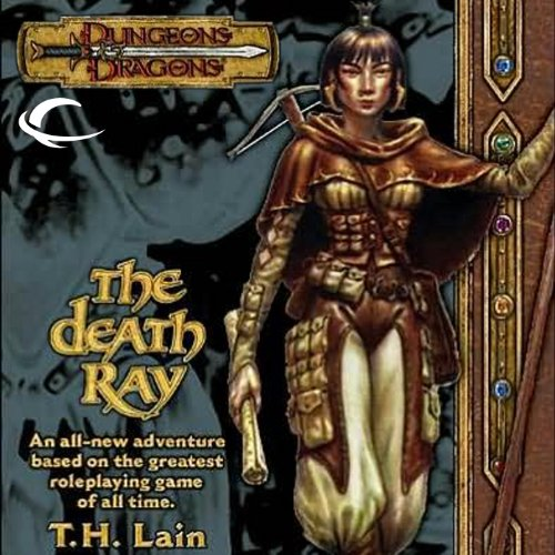 The Death Ray audiobook cover art