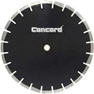 Concord Blades LGC240C10HP 24 Inch Laser Welded Diamond Blade with Drop Segment Protection