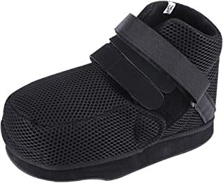 Unisex Closed Toe Medical Walking Shoe Protection Boot, Lightweight Medical Walking Boot w/Adjustable Straps, Post Injury Surgical Foot Cast