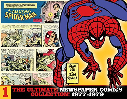 The Amazing Spider-Man: The Ultimate Newspaper Comics...