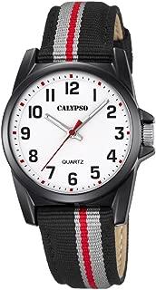 Reloj Análogo clásico para Unisex de Cuarzo con Correa en Nailon K5707/8