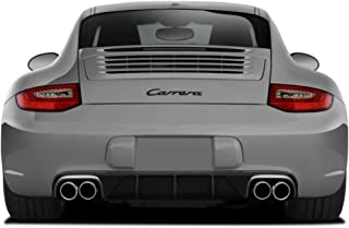 Aero Function Replacement for 2009-2011 Porsche 911 Carrera 997 C2 C2S C4 C4S Targa 4 Targa 4S Cabriolet Carbon AF-2 Rear Diffuser (CFP) - 1 Piece