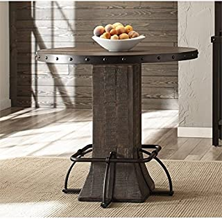 """BOWERY HILL 36"""" Round Counter Height Dining Table"""